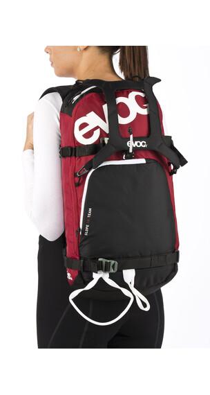 Evoc Slope Team Daypack 18l rød/sort